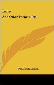 Ione - Don Mark Lemon