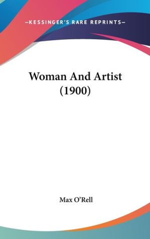 Woman and Artist (1900)