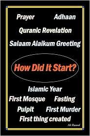 How Did It Start? - Ali Rasool