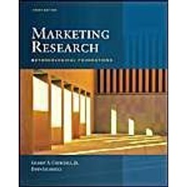 Marketing Research: Methodological Foundations [With Access Code] - Collectif