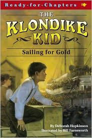 Sailing for Gold - Deborah Hopkinson, Bill Farnsworth (Illustrator)