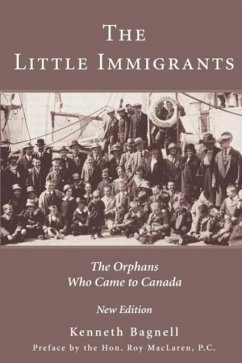 The Little Immigrants - Bagnell, Kenneth Kenneth, Bagnell