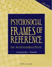 Psychosocial Frames of Reference: Core for Occupation-Based Practice - Bruce, Mary Ann / Borg, Barbara A.