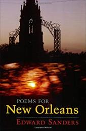 Poems for New Orleans - Sanders, Edward