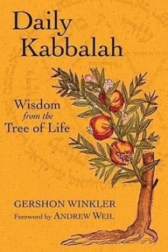 Daily Kabbalah: Wisdom from the Tree of Life - Winkler, Gershon