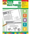 Daily Word Problems Grade 3 - Evan-Moor Educational Publishers