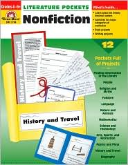 Literature Pockets, Nonfiction, Grades 4-6 - Evan-Moor Educational Publishers