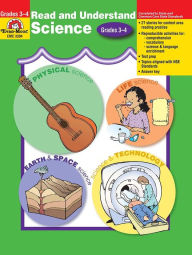 Read & Understand Science Grades 3-4 - Evan-Moor Educational Publishers