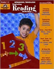 Beginning Reading, English/spanish - Evan-Moor Educational Publishers