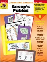 Literature Pockets, Aesop's Fables, Grades 2-3