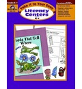 Literacy Centers Grades K-1 - Evan-Moor Educational Publishers
