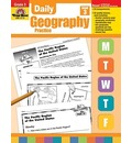 Daily Geography Practice Grade 3 - Evan-Moor Educational Publishers