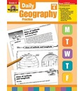 Daily Geography Practice Grade 4 - Evan-Moor Educational Publishers