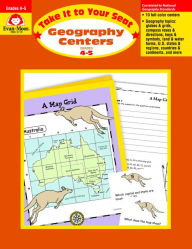 Geography Centers, Grades 4-5 - Evan-Moor Educational Publishers
