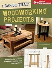 Woodworking Projects - Thiel, David