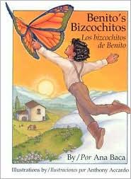 Benito's Bizcochitos - Ana Baca, Anthony Accardo (Illustrator), Julia Mercedes Castilla (Translator)