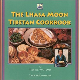 The Lhasa Moon Tibetan Cookbook - Tsering Wangm