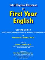 Tpr in First Year English