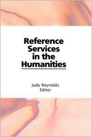 Reference Services in the Humanities