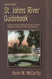 St. Johns River Guidebook - McCarthy, Kevin M.