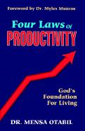 Four Laws of Productivity