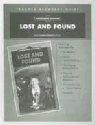 Lost and Found Teacher Resource Guide