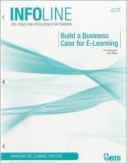 Build a Business Case for E-Learning - Erin Sappington