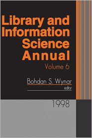 Library and Information Science, 1998