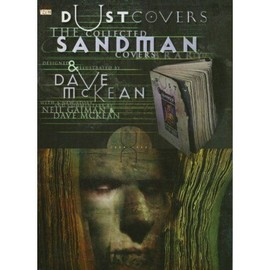 Dustcovers : The Collected Sandman Covers 1989-1996 - Dave Mckean