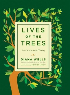 Lives of the Trees: An Uncommon History - Wells, Diana
