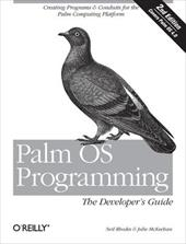 Palm OS Programming: The Developer's Guide - Rhodes, Neil / McKeeban, Julie