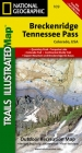 Breckenridge/Tennessee Pass - National Geographic Maps