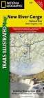 New River Gorge National River - National Geographic Maps
