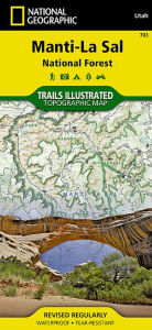 Manti-La Sal National Forest - National Geographic Maps