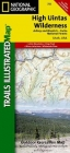 High Uintas Wilderness - National Geographic Maps