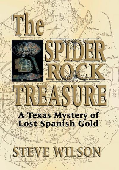 The Spider Rock Treasure - Steve Wilson