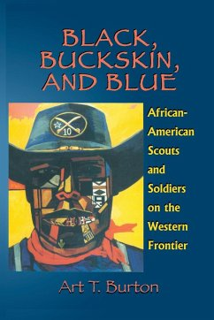 Black, Buckskin, and Blue - Burton, Alex T.