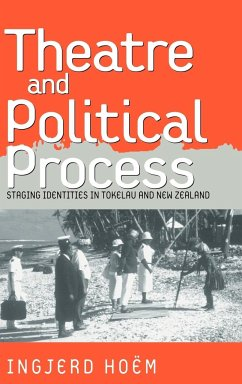 Theater and Political Process - Hoem, Ingjerd Hoem, I.
