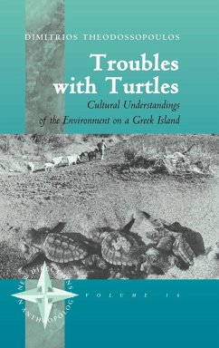 Troubles with Turtles - Theodossopoulos, Dimitrios Theodossopulos, D.
