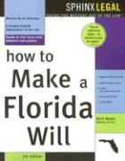 How to Make a Florida Will