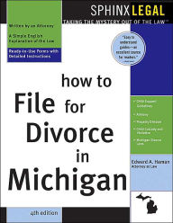 How to File for Divorce in Michigan - Edward Haman