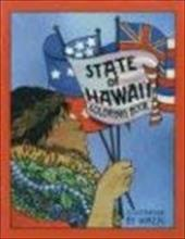 State of Hawaii Coloring Book - Wren
