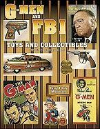 G-Men & F.B.I. Toys and Collectibles