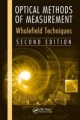 Optical Methods of Measurement - Rajpal S. Sirohi