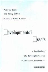 Developmental Assets: A Synthesis of the Scientific Research on Adolescent Development - Scales, Peter C. / Leffert, Nancy / Lerner, Richard M.