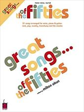Great Songs of the Fifties - Various / Pollock, Bruce / Hal Leonard Publishing Corporation