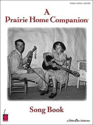 A Prairie Home Companion Songbook