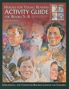 Activity Guide for Books 5-8: Educational and Character-Building Lessons for Children - Meloche, Renee Taft Carmichael, Amy Ten Boom, Corrie
