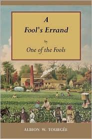 A Fool's Errand - Albion Winegar Tourg E