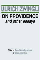 On Providence and Other Essays